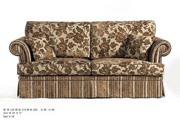 sfb-005*上福家具*欧式布沙发,沙发床,双人沙发床 (可选布花)