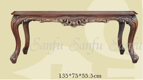 英式皮沙发.木雕银箔沙发(
