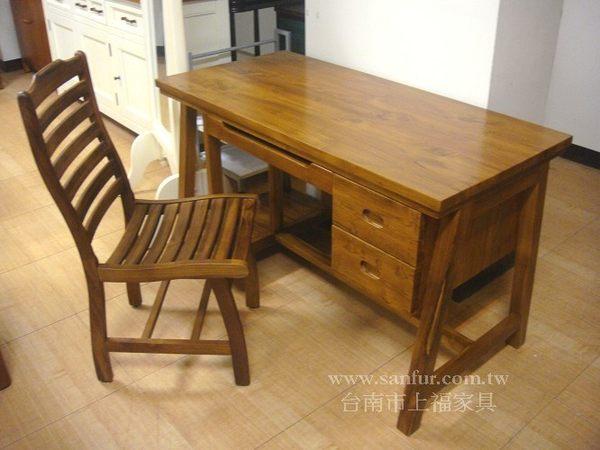 柚木餐桌.全原木.实木餐椅.人体工